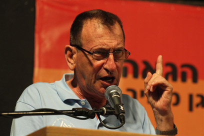 Tel Aviv Mayor Ron Huladai (Photo: Ofer Amram)