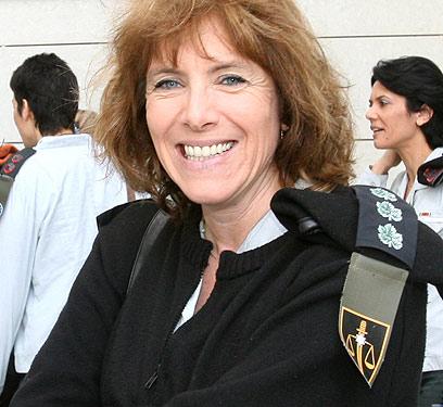 """רחל טבת ויזל, מנהלת הרשות (ארכיון) (צילום: חגי הירשפלד, עיתון """"במחנה"""") (צילום: חגי הירשפלד, עיתון"""