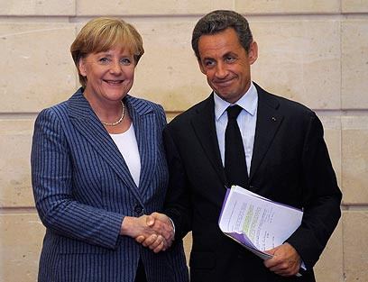 Merkel and Sarkozy - will they take action? (Photo: EPA)