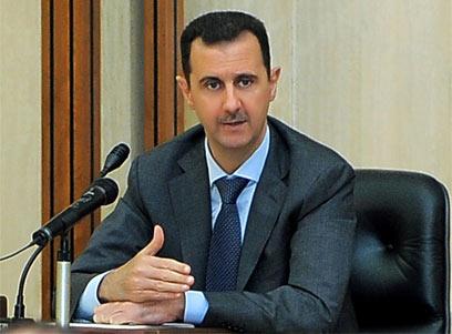 Syrian President Bashar Assad (Photo: EPA)