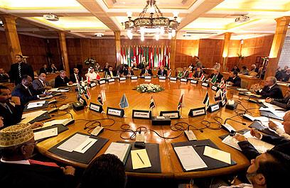 """הליגה הערבית גינתה את """"התוקפנות הישראלית""""  (צילום: רויטרס) (צילום: רויטרס)"""