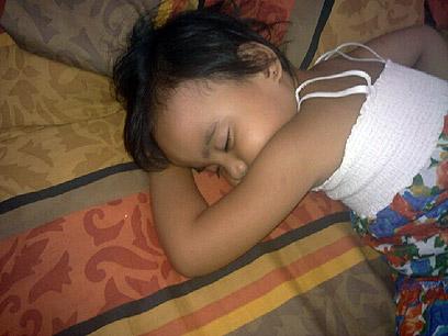תנומה אחרונה בבית, לפני הגירוש  ()