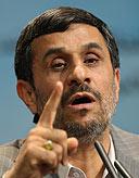 Mahmoud Ahmadinejad (Photo: AP)