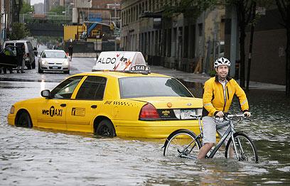 Floods in New York (Photo: AP)