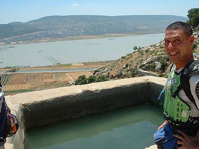 המעין של הכפר ממנו שאבו מים לתושבים. עין נטופה (צילום: אלה יונגמן) (צילום: אלה יונגמן)