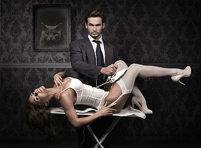 האם היית נכנסת למיטה עם מישהו בעל עבר מיני מפוקפק ועשיר? (צילום: shutterstock) (צילום: shutterstock)