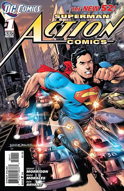 סופרמן מרים המטוסים. אבל מי יציל את המגדלים? (עטיפת הקומיקס) (עטיפת הקומיקס)