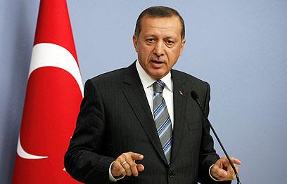 Turkish PM Erdogan (Photo: Reuters)