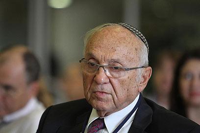 """שר המשפטים נאמן. מוטב לו שעו""""ד ברזילי יכהן כנציג בוועדה (צילום: גיל יוחנן) (צילום: גיל יוחנן)"""