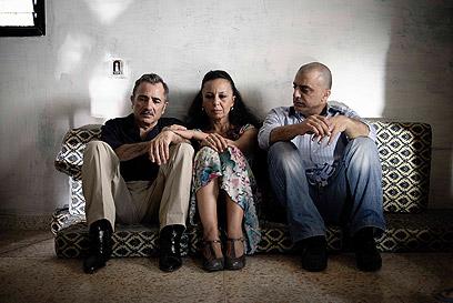 נורמן עיסא, אוולין הגואל ומשה איבגי. יש אידיאולוגיה (צילום: רן מנדלסון) (צילום: רן מנדלסון)