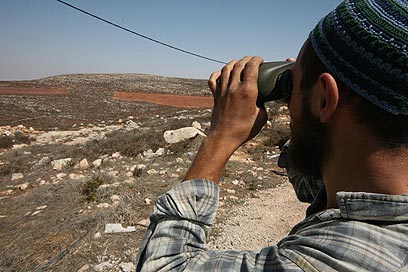 Settlers plan to march against UN bid (Photo: Gil Yohanan) (Photo: Gil Yohanan)