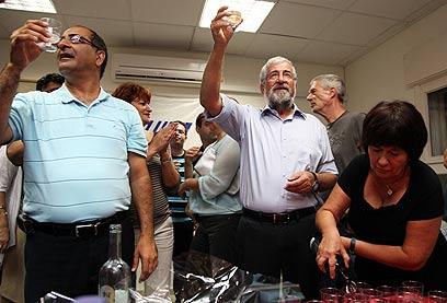 מצנע מרים כוסית, הערב בחיפה (צילום: אבישג שאר ישוב) (צילום: אבישג שאר ישוב)