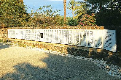 שמות הקיבוצים שקמו אחרי דגניה (צילום: דודו דיין) (צילום: דודו דיין)