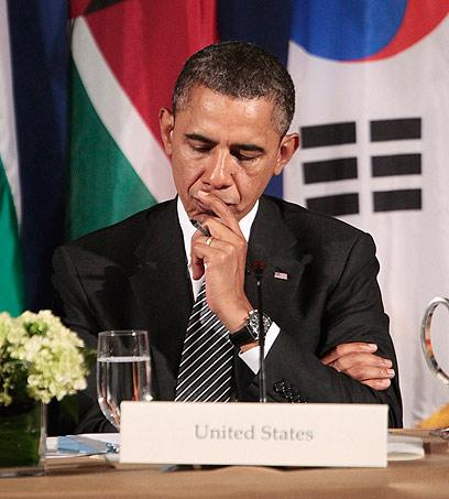 Obama's failed Mideast policy led to Palestinian UN bid? (Photo: AP)
