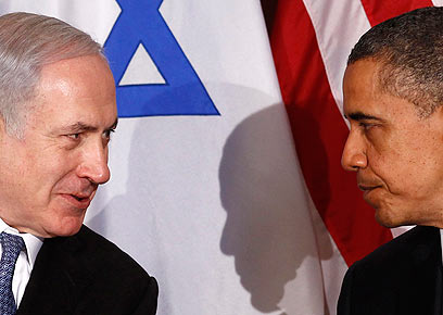 Obama and Netanyahu (Photo: Reuters)