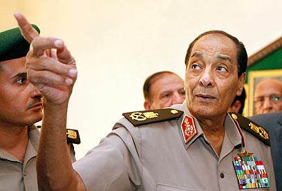 טנטאווי. סולימאן ומובארק הלכו, אבל גם התחליף היה יעיל (צילום: AFP) (צילום: AFP)