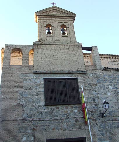 בית הכנסת של סמואל הלוי הוא היום המוזיאון היהודי (צילום: יואב גלזנר) (צילום: יואב גלזנר)
