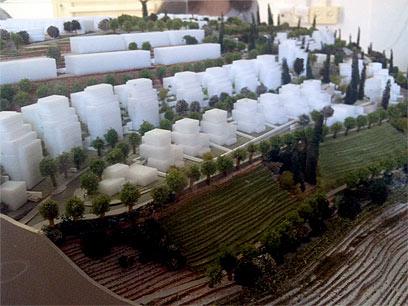 תוכנית המתאר של השכונה החדשה ()