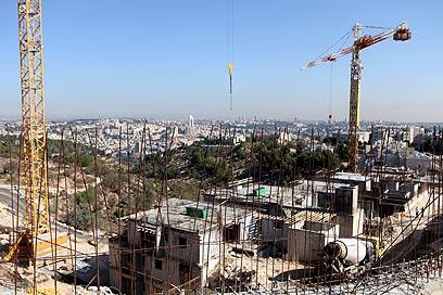 At the very heart of Jerusalem. Gilo (Photo: EPA)