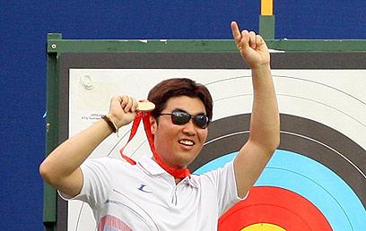 אים דונג-יון הקשת העיוור (צילום: gettyimages) (צילום: gettyimages)