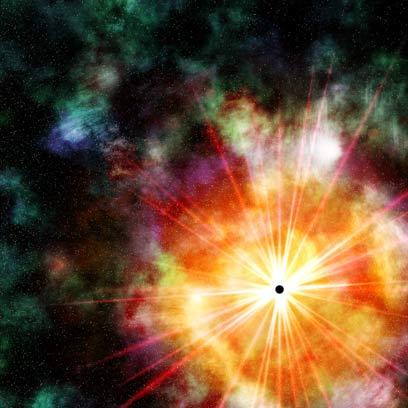 מה ניתן ללמוד מסופרנובות על התפשטות היקום? (צילום: shutterstock)