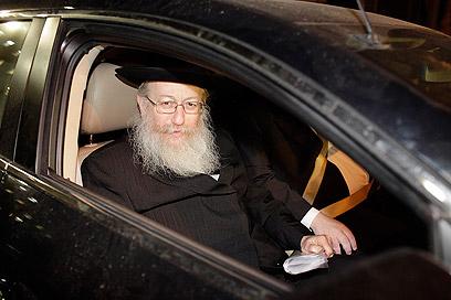 סגן השר ליצמן. סכנת לעקרונות היהדות החרדית (צילום: נועם מושקוביץ) (צילום: נועם מושקוביץ)