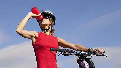 עיקר הפציעות מופיעות עקב אי התאמת האופניים לרוכב (צילום: shutterstock) (צילום: shutterstock)