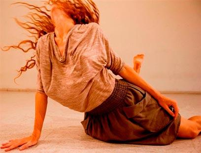 """מאיה ברינר, """"יער"""". לחזור לנקודת ההתחלה (צילום: תמר לם) (צילום: תמר לם)"""