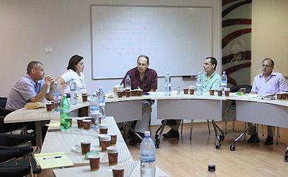 המתמחים נטשו ופוצצו את המשא ומתן  (צילום: עידו ארז) (צילום: עידו ארז)