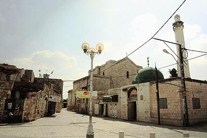 Lod's Old City (Photo: Avi Muallem)