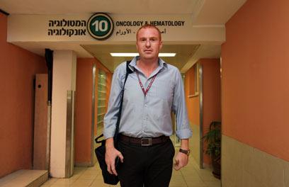 """ד""""ר פאדי מזיד. מתוניסיה, דרך מזרח י-ם, לרמב""""ם (צילום: אבישג שאר-ישוב) (צילום: אבישג שאר-ישוב)"""