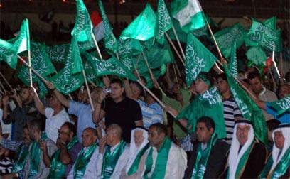 Sympathy for Hamas (Photo: George Ginsburg)