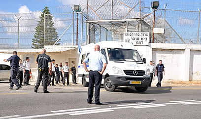 Female prisoners leave Damon Prison (Photo: George Ginsburg)