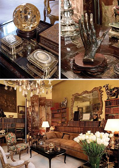 הסלון ברחוב קמבון 31 (צילום: GettyImages) (צילום: GettyImages)