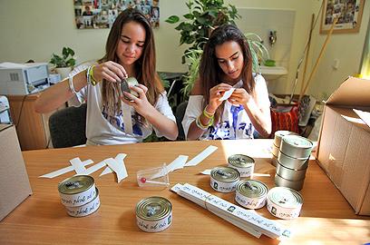 Preparations for Gilad's return (Photo: Avishag Shaar-Yeshuv)