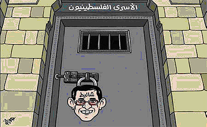 Gilad Shalit as the key - or the lock - of the prisoners' jail