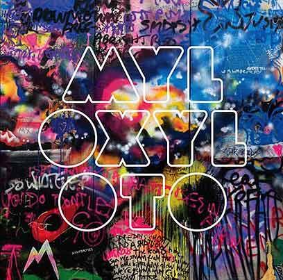 עטיפת האלבום החדש של קולדפליי. אלבום פופ מצעדים (צילום: עטיפת האלבום) (צילום: עטיפת האלבום)