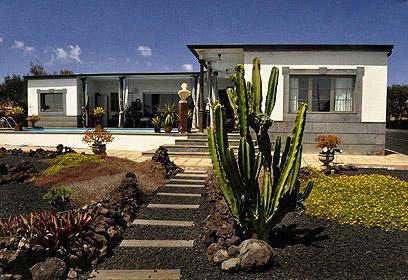 בית באיים הקנריים (צילום: באדיבות evolve media)
