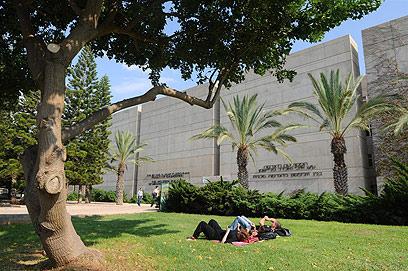 ארכיון. הצפה של בקשות סטודנטים (צילום: ירון ברנר ) (צילום: ירון ברנר )