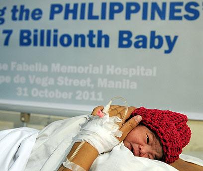 הקטנה שעשתה היסטוריה גדולה. דניקה (צילום: AFP) (צילום: AFP)