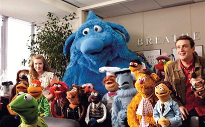 """איך מחדשים את """"The Muppet Show""""? ()"""