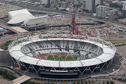האצטדיון האולימפי בלונדון (צילום: Gettyimahes) (צילום: Gettyimahes)