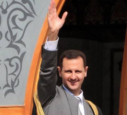 Bashar Assad (Photo: EPA)