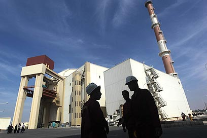 Existing reactor in Bushehr (Archive photo: AFP)