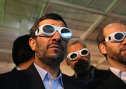 נשיא איראן. רכש סודי, ניסויים ושקרים (צילום: EPA) (צילום: EPA)