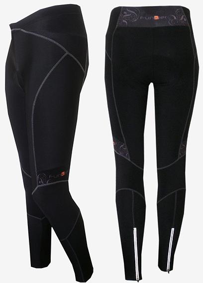 מכנסי רכיבה ארוכים - גם חם, וגם מחטב (צילם: מגזין אופניים) (צילם: מגזין אופניים)
