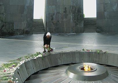 """אתר זיכרון לקורבנות הטבח בארמנים (צילומים: מוטי רוזן) (צילום: ד""""ר מוטי רוזן) (צילום: ד"""