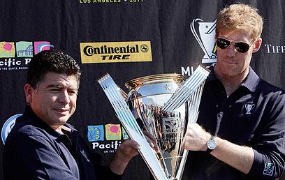 גביע ה-MLS. מי תזכה בו הפעם? (צילום: AP) (צילום: AP)