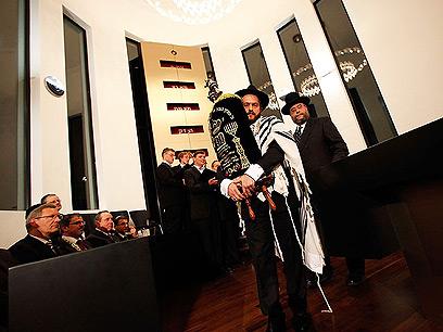 פריחה מחודשת של היהודים (צילום: באדיבות משה פרידמן – ועידת רבני אירופה) (צילום: באדיבות משה פרידמן – ועידת רבני אירופה)