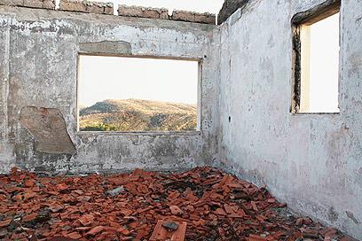 """""""אף אחד לא מבין מה זה לאבד בית"""" (צילום: עידו ארז) (צילום: עידו ארז)"""